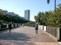 飯田橋付近にて