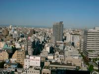 東京国際ホステルにて